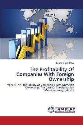 The Profitability Of Companies With Foreign Ownership
