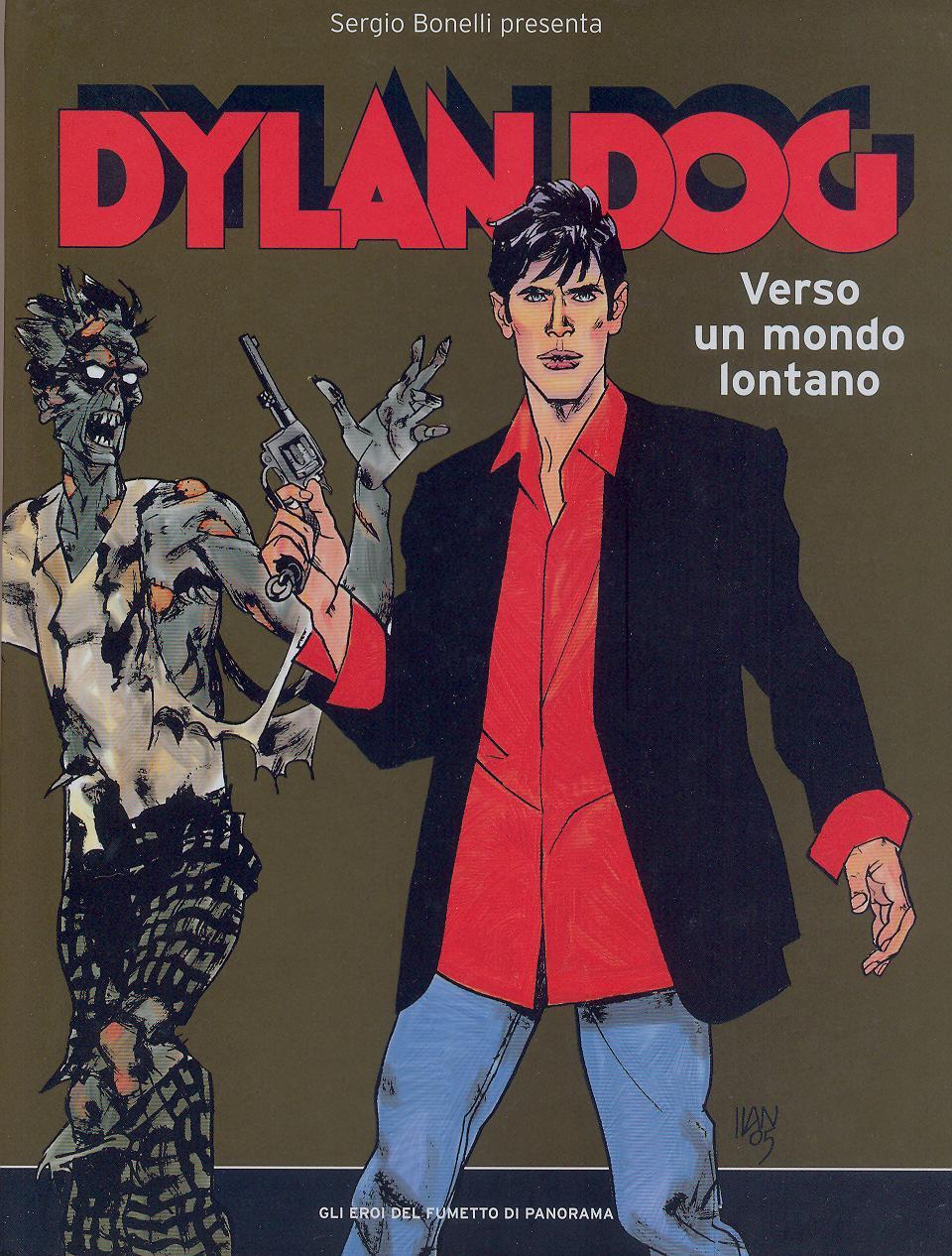 Dylan Dog - verso un mondo lontano