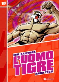 L'Uomo Tigre vol. 10