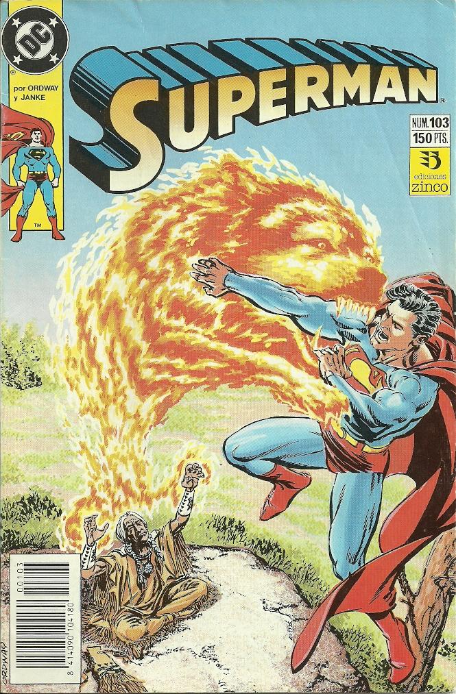 Superman Vol.II, #103