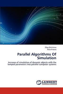 Parallel Algorithms Of Simulation