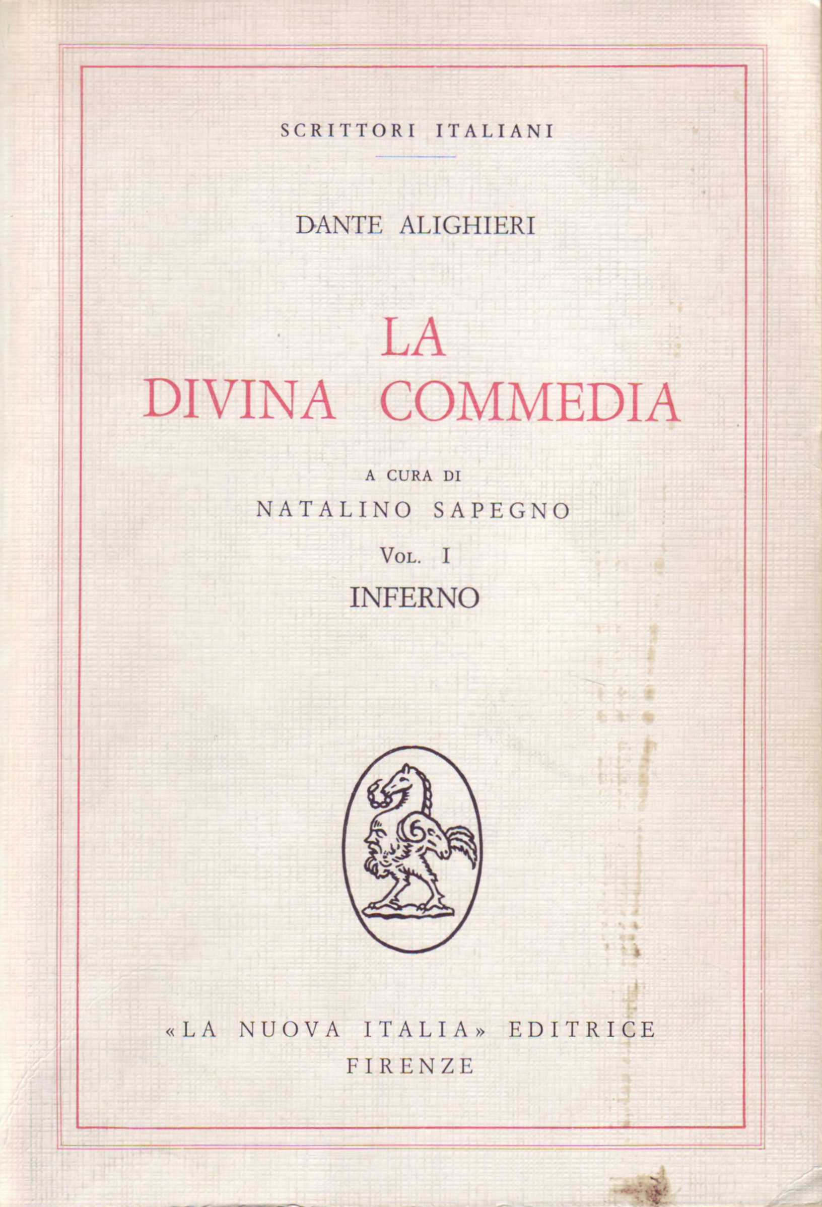 La Divina Commedia - Vol. 1