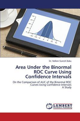 Area Under the Binormal ROC Curve Using Confidence Intervals