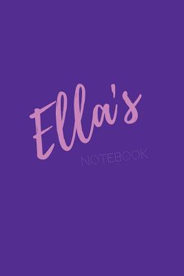 Ella's Notebook