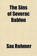 The Sins of Séverac...