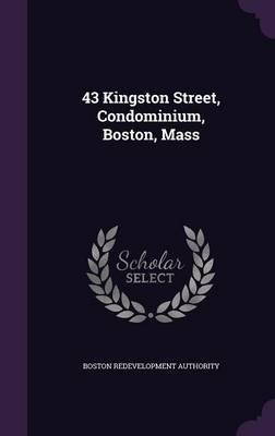 43 Kingston Street, Condominium, Boston, Mass