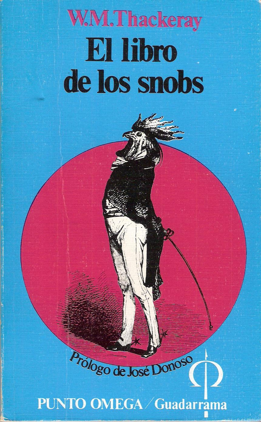 El libro de los snob...