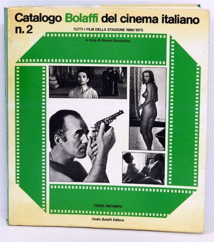 Catalogo Bolaffi del cinema italiano, 1945-1965 - Vol. 2