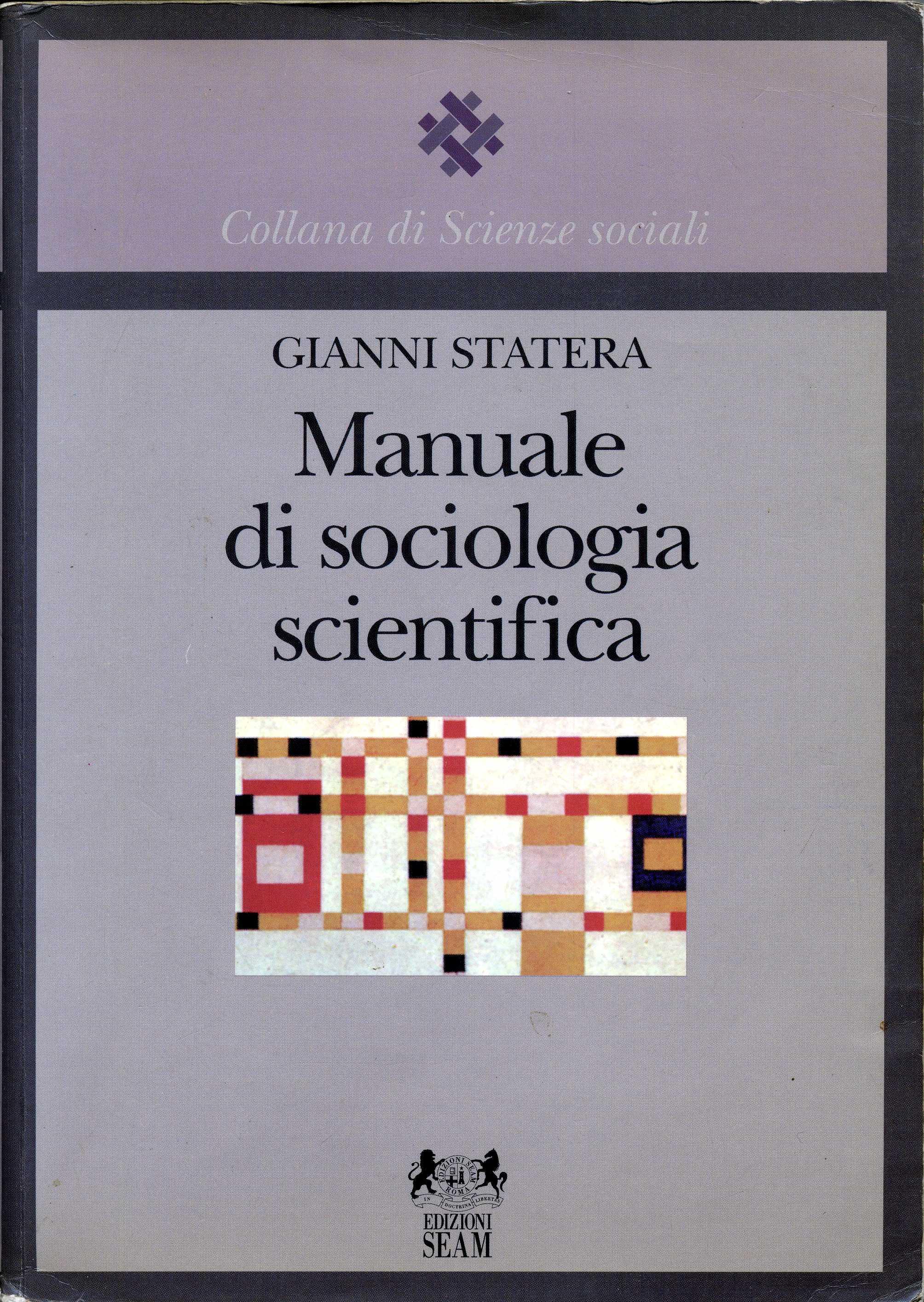 Manuale di sociologia scientifica
