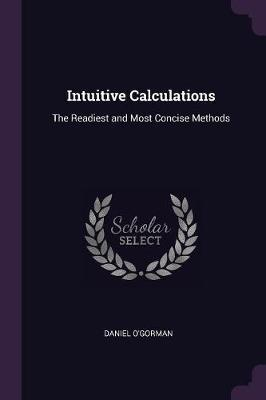 Intuitive Calculations