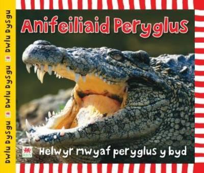 Anifeiliaid Peryglus (Cyfres Dwlu Dysgu)