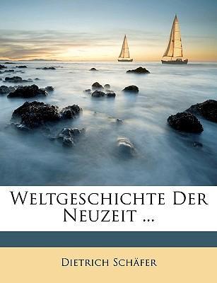 Weltgeschichte Der Neuzeit ...