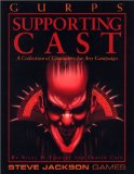 Gurps Supporting Cast