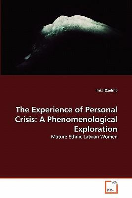 The Experience of Personal Crisis