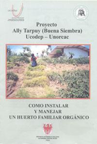 Como instalar y manejar un huerto familiar orgánico