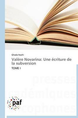 Valere Novarina