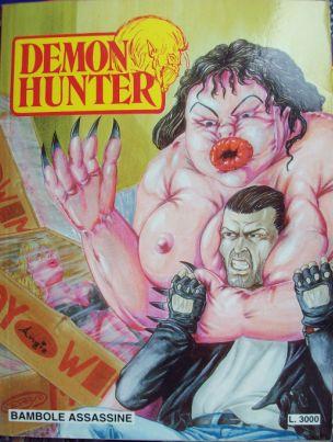 Demon Hunter n. 35
