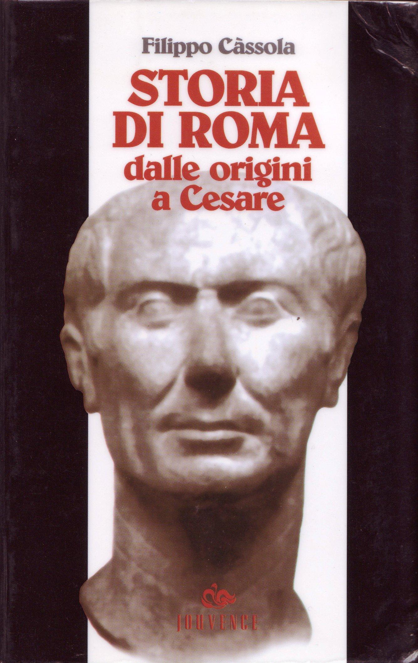 Storia di Roma dalle origini a Cesare
