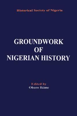 Groundwork of Nigerian History