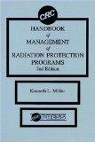 CRC handbook of management of radiation protection programs