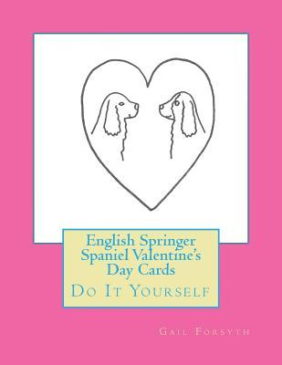 English Springer Spaniel Valentine's Day Cards
