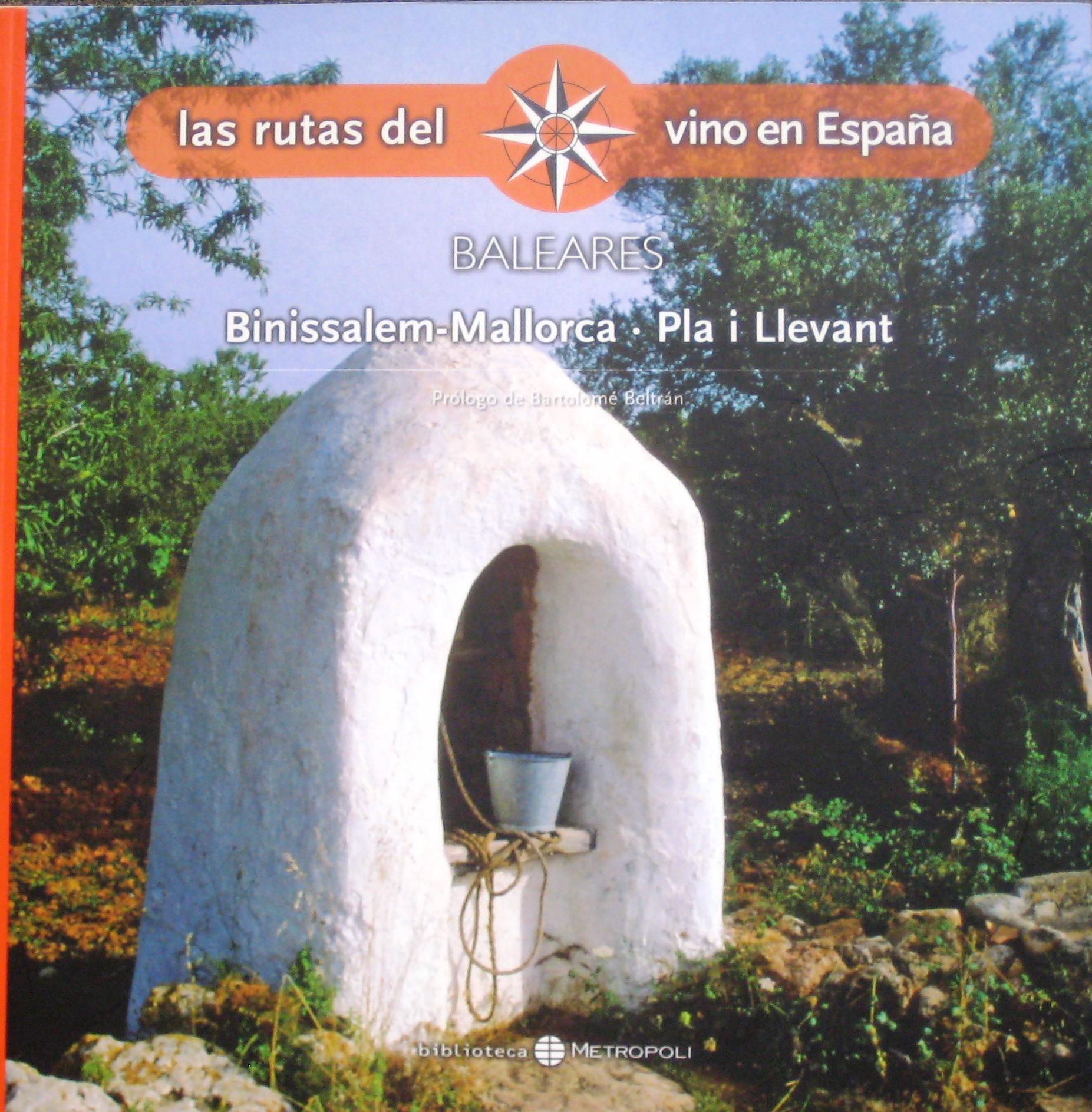 Las rutas del vino en España: Baleares