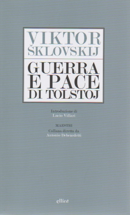 Guerra e pace di Tolstoj