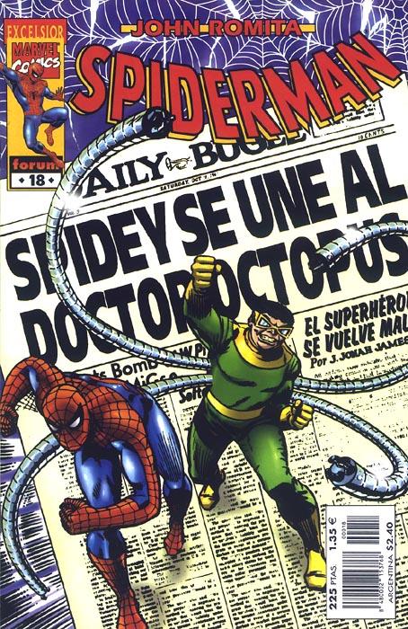 Spiderman de John Romita #18