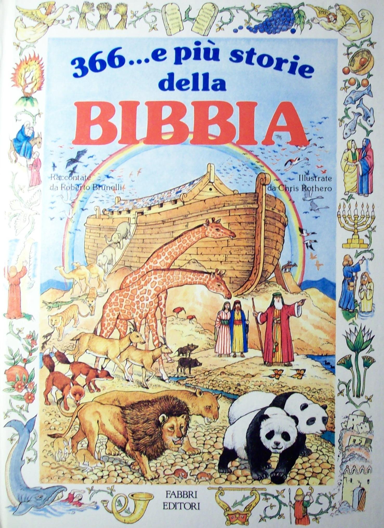 366... e più storie della Bibbia