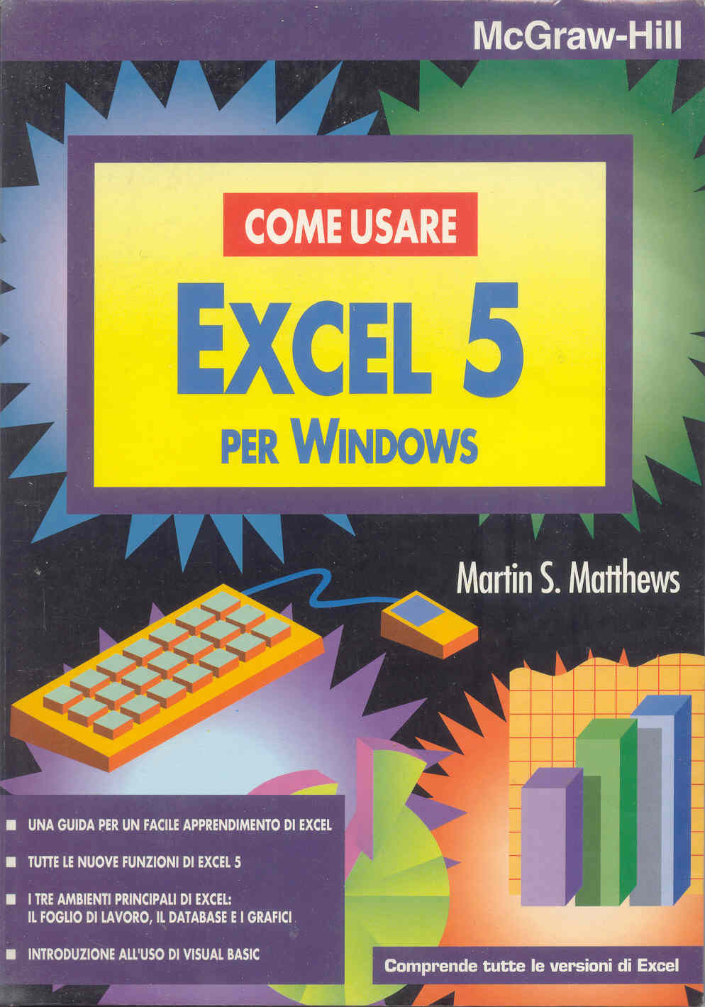 Come usare Excel 5 per Windows