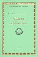 Cher Sis. Scritture femminili nella corrispondenza di Sismondi