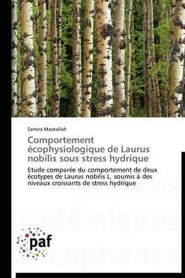 Comportement Ecophysiologique de Laurus Nobilis Sous Stress Hydrique