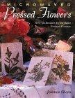 Microwaved Pressed Flowers, Vol. 8