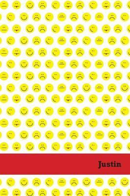 Etchbooks Justin, Emoji, Wide Rule