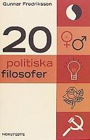20 politiska filosofer