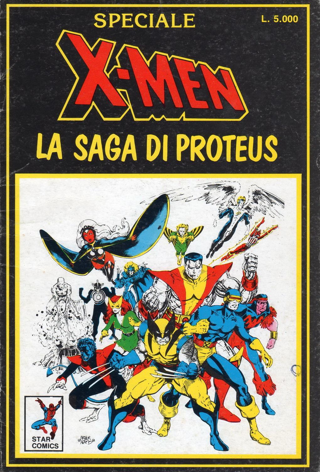 X-Men: La saga di Pr...