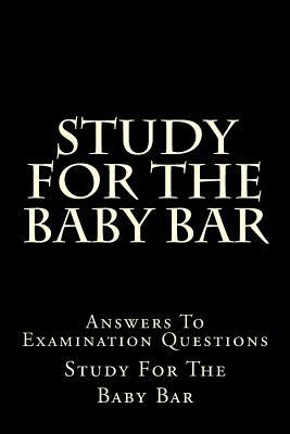 Study for the Baby Bar