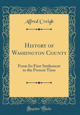 History of Washingto...