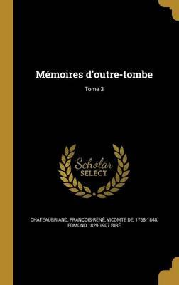 FRE-MEMOIRES DOUTRE-TOMBE TOME