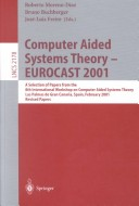 Computer aided systems theory - EUROCAST 2001