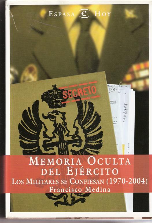 Memoria oculta del ejército