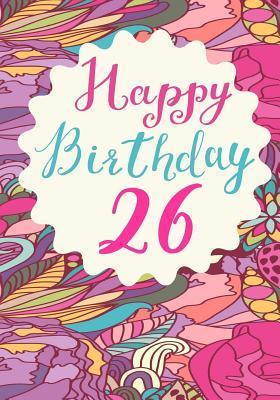 Happy Birthday 26