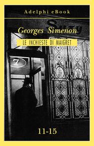 Le inchieste di Maigret