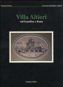 Villa Altieri sull'Esquilino a Roma