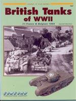 British Tanks of World War II