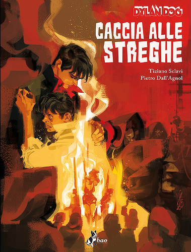 Dylan Dog - Caccia alle streghe
