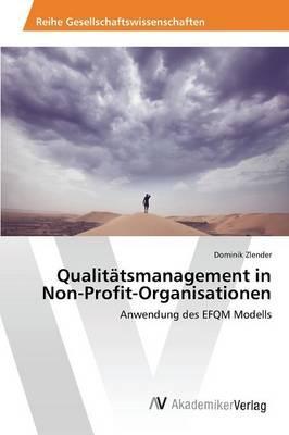 Qualitätsmanagement in Non-Profit-Organisationen