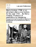Merry Andrew 1708