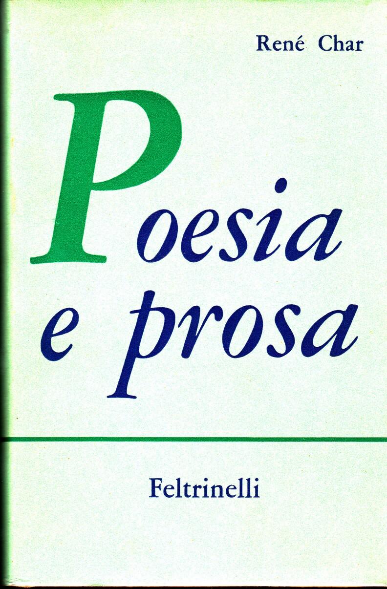 Poesia e Prosa