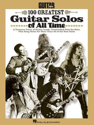 Guitar World 100 Greatest Guitar Solos of All Time